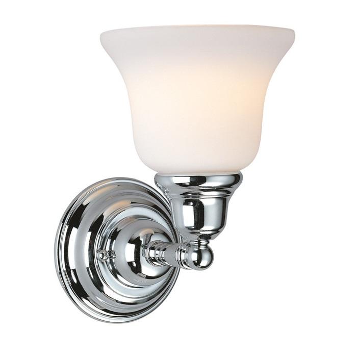 Dolan Designs Brockport Bathroom Vanity Wall Sconce L