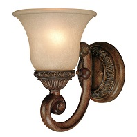 Dolan Designs Carlyle One Light Wall Sconce