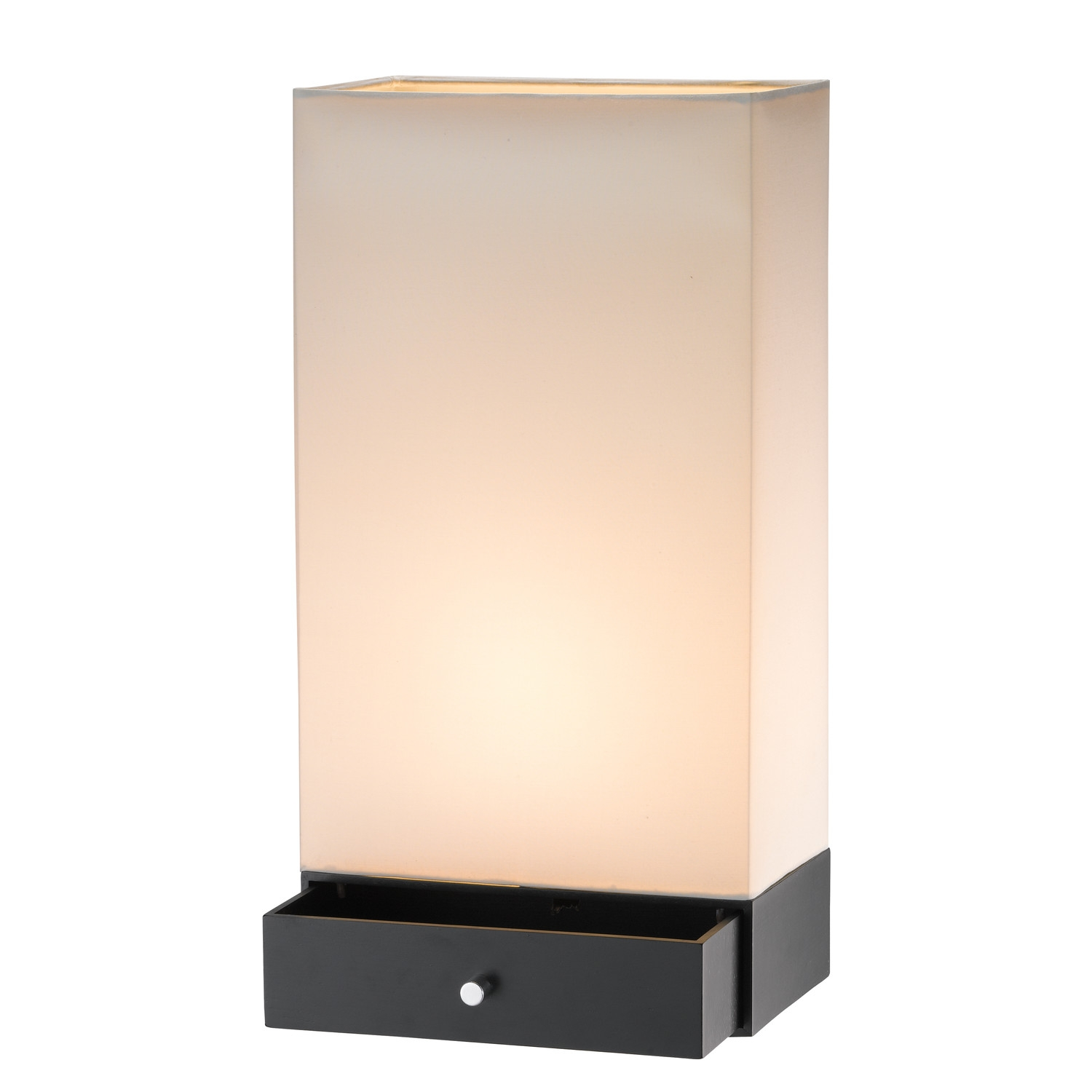 Parker Table Lamp With Rectangular Shade By Adesso L