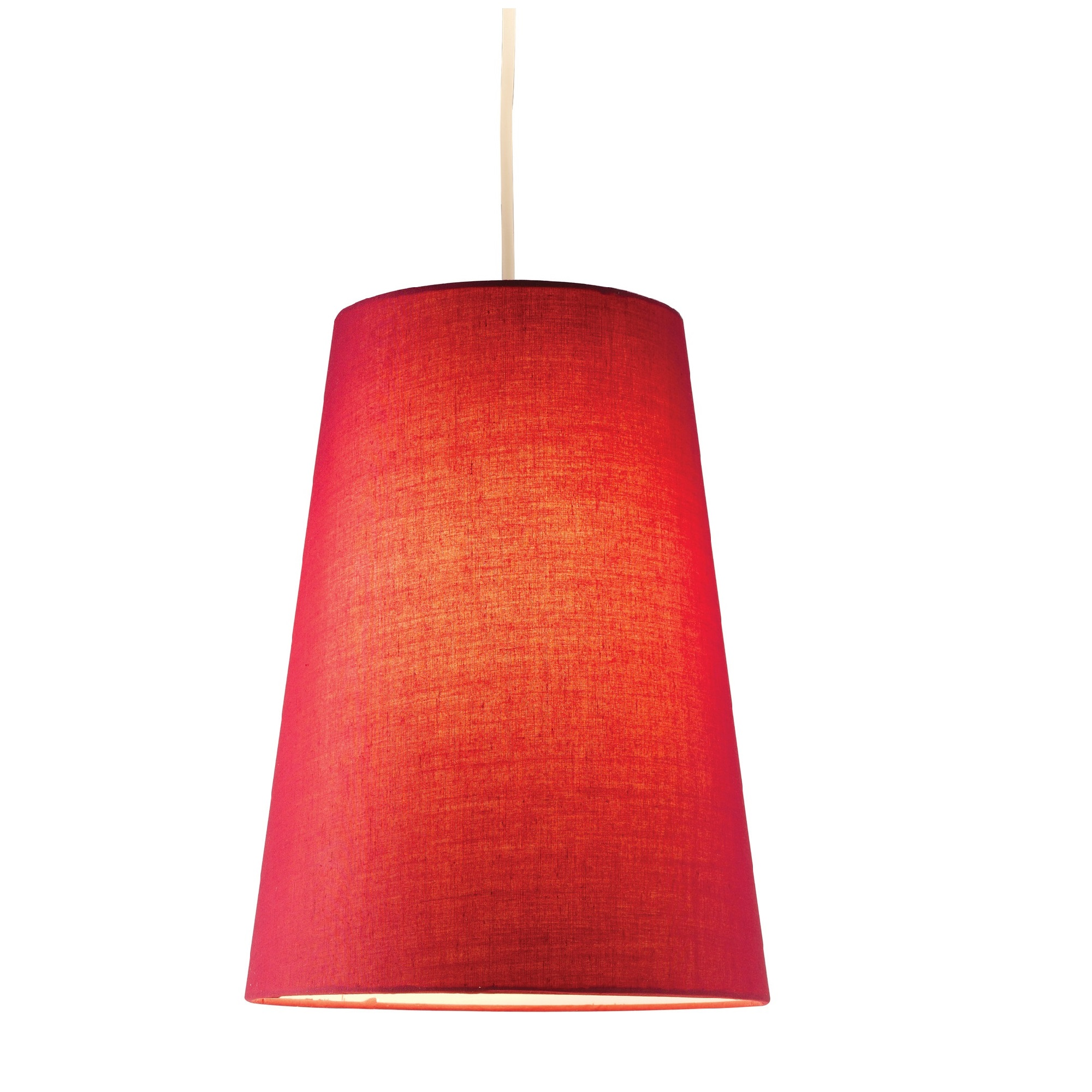 Adesso Harvest 1 Light Cone Pendant L Brilliant Source