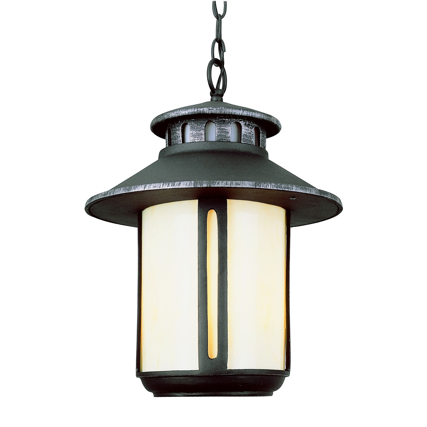 transglobe lighting outdoor 2 light hanging lantern with glass l