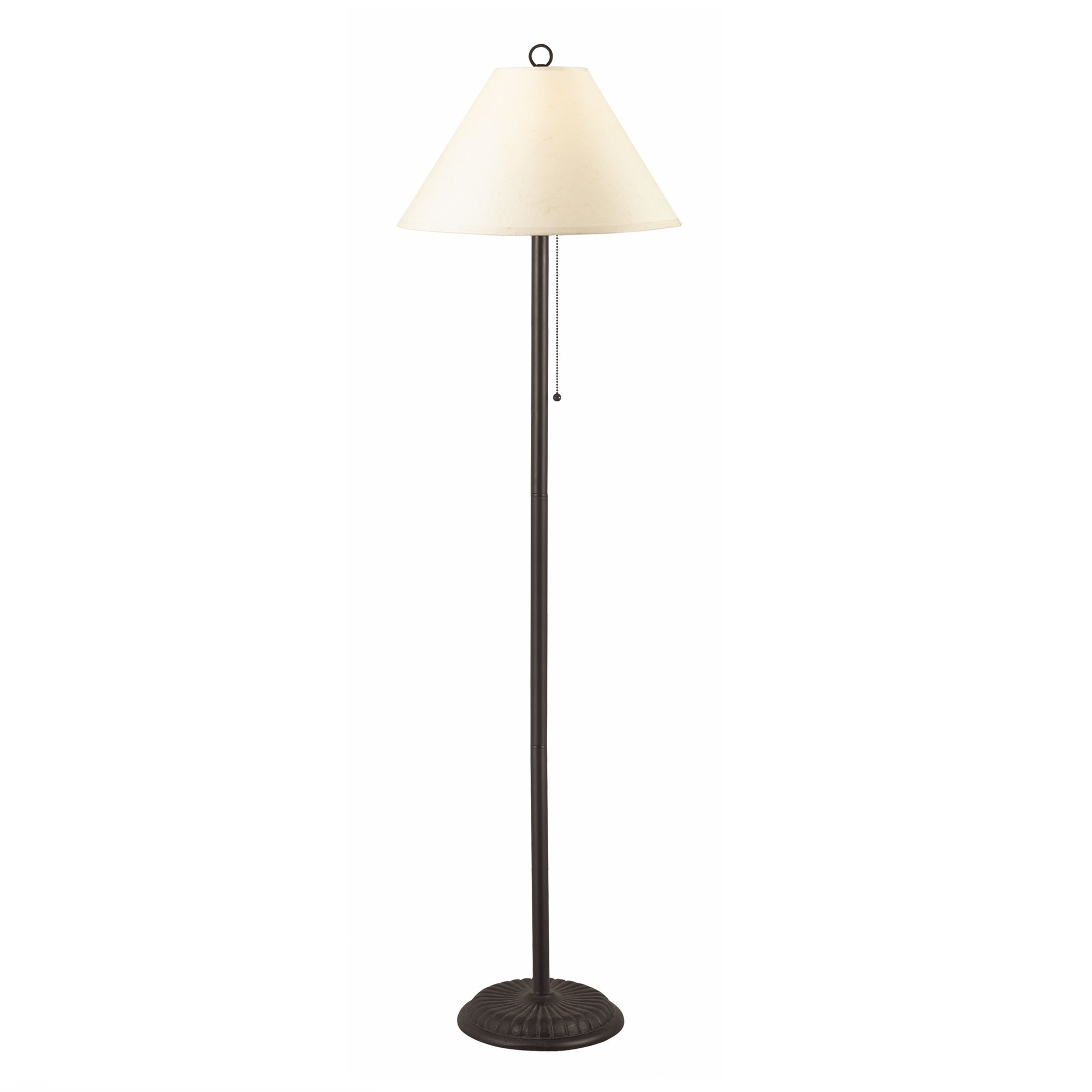Cal Lighting Candlestick Floor Lamp L Brilliant Source
