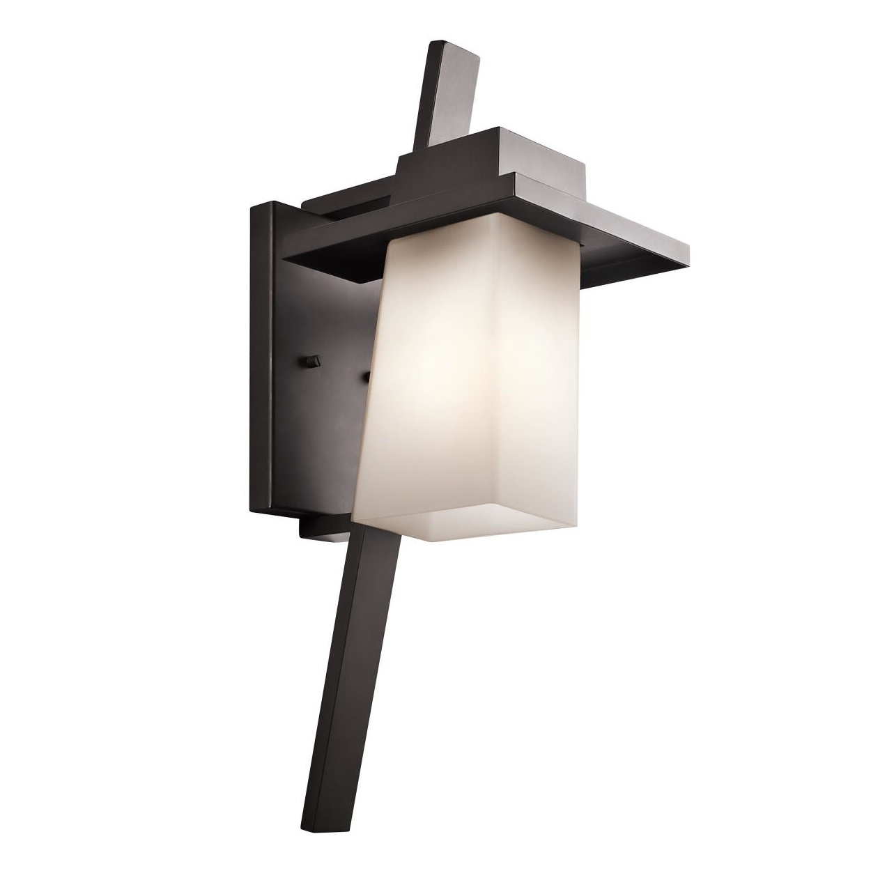 with leds outdoor lighting co rectangular wall light henor uk lights