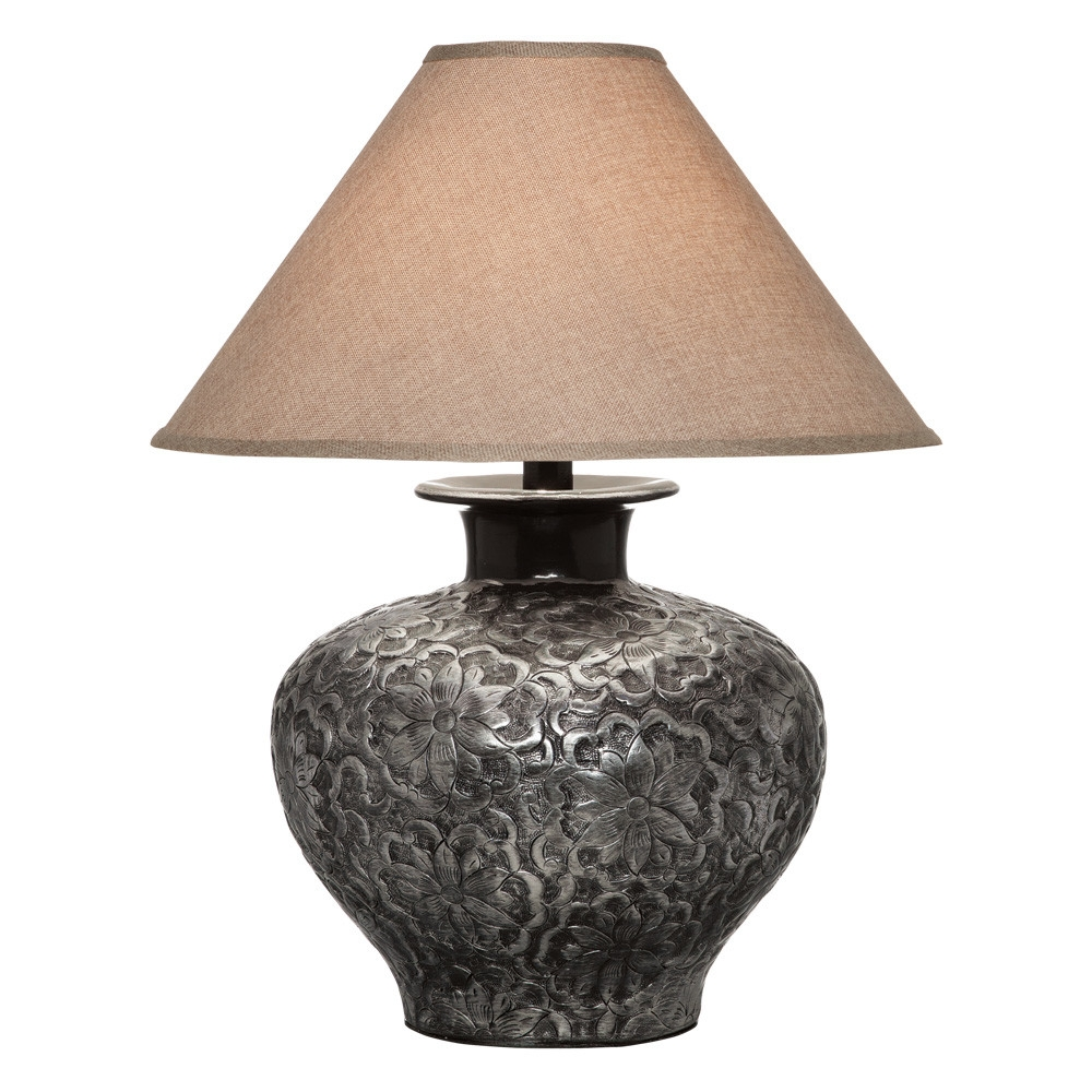 Anthony California 26 H Table Lamp With Empire Shade
