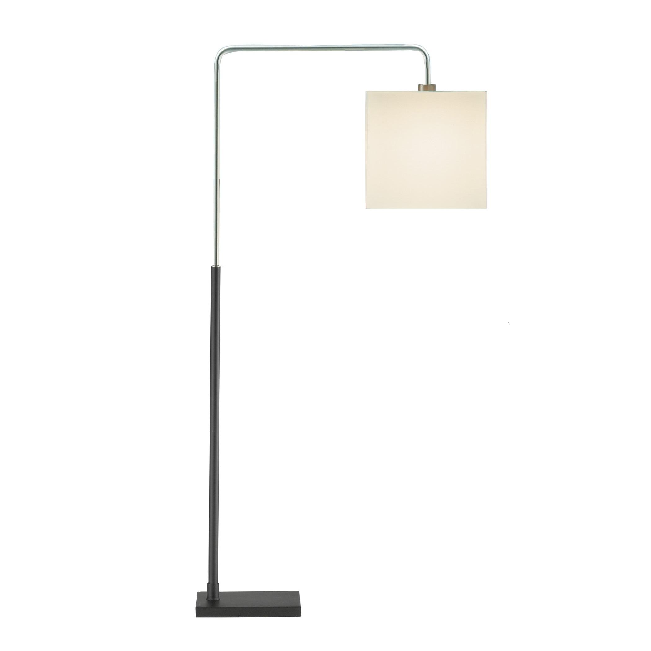 Adesso Essex Arc Floor Lamp 3292 01 L Brilliant Source Lighting