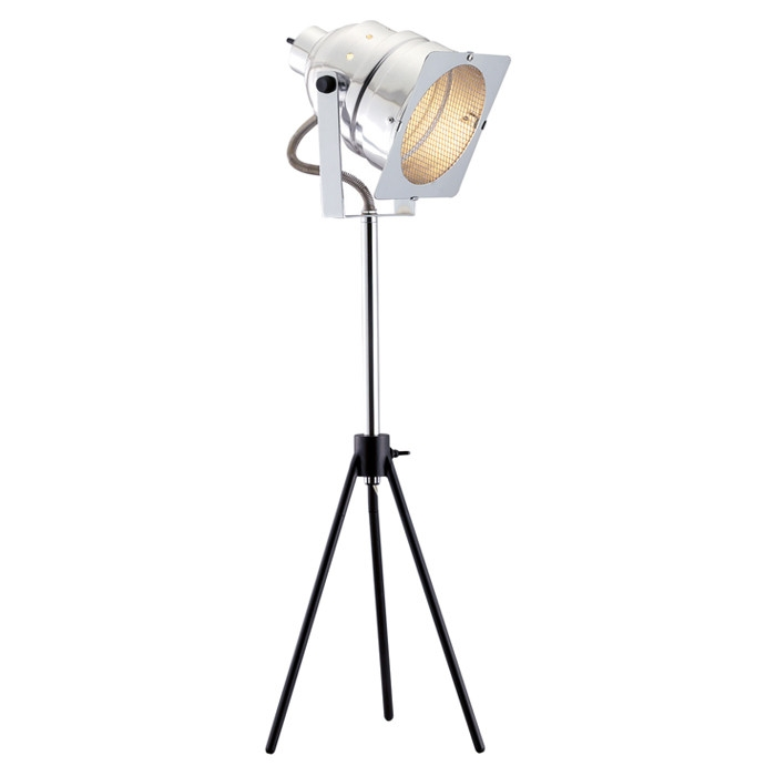 Lamp 1960 Novelty Lighting : Spotlight Table Lamp with Novelty Shade by Adesso l Brilliant Source Lighting