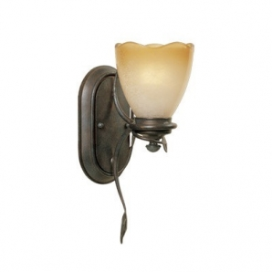 Designers Fountain Timberline 1 Light Wall Sconce