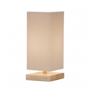 Adesso Angelina Natural Table Lantern