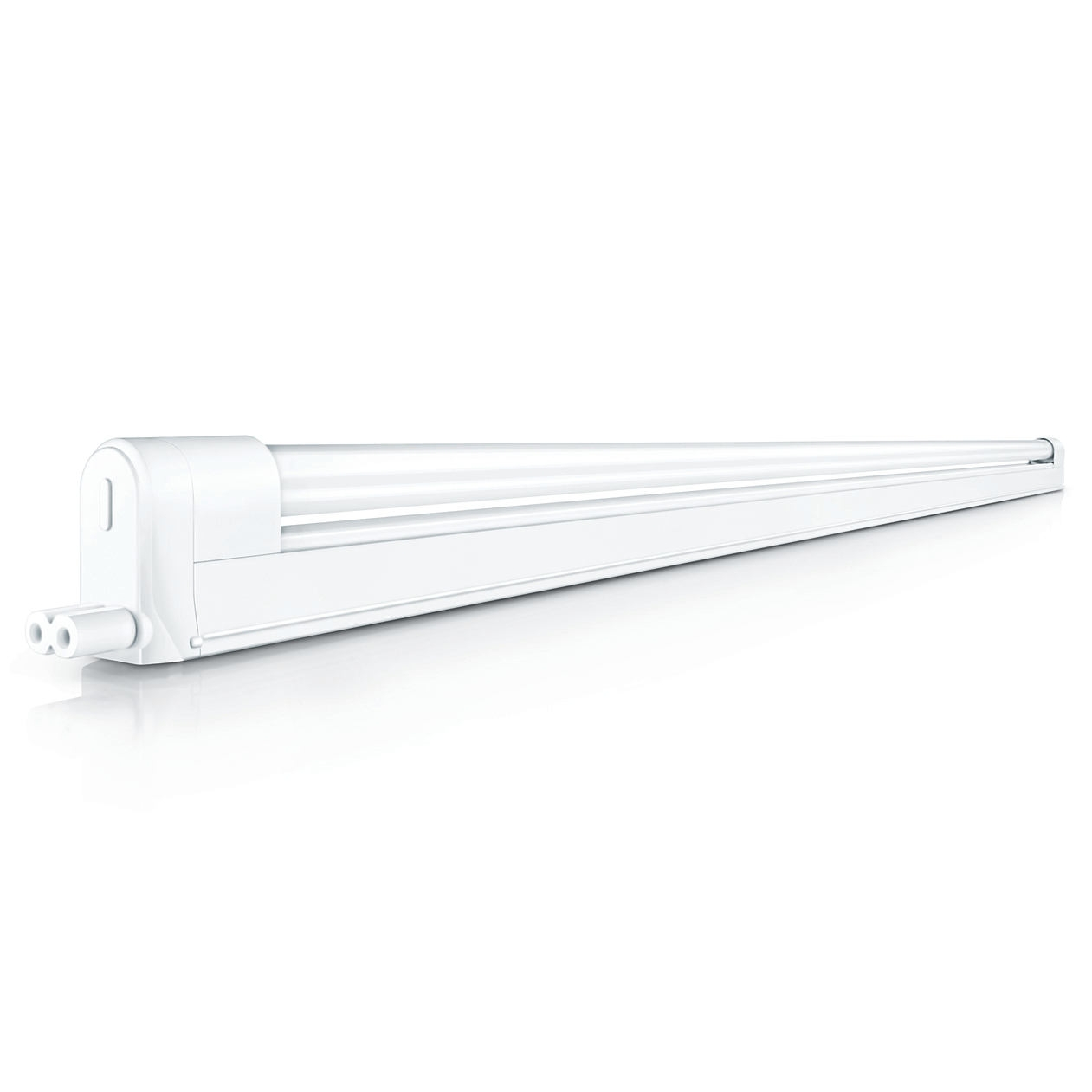 philips t5 4 u0026 39  essential linear fluorescent batten  warm white l brilliant source lighting