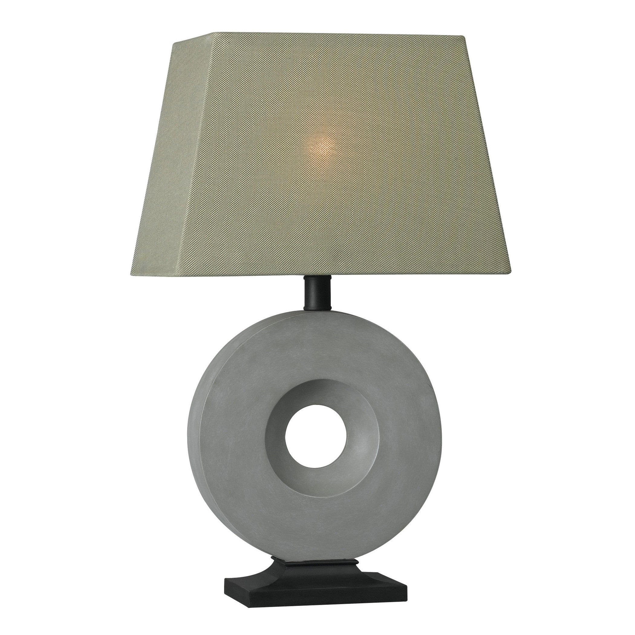 Kenroy home outdoor neolith 1 light table lamp l brilliant - Kenay home lamparas ...