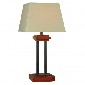 Kenroy Home Outdoor Hadley 1 Light Table Lamp