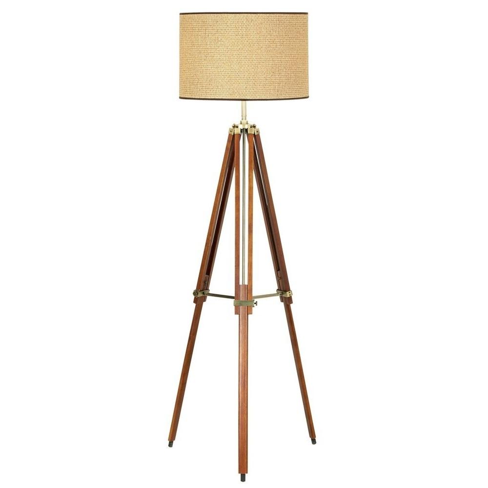 Lighting Pcl Tripod 1 Light Floor Lamp
