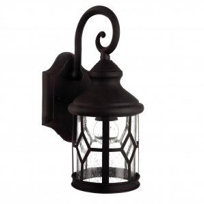 Canarm Atlanta 1 Light Outdoor Wall Lamp