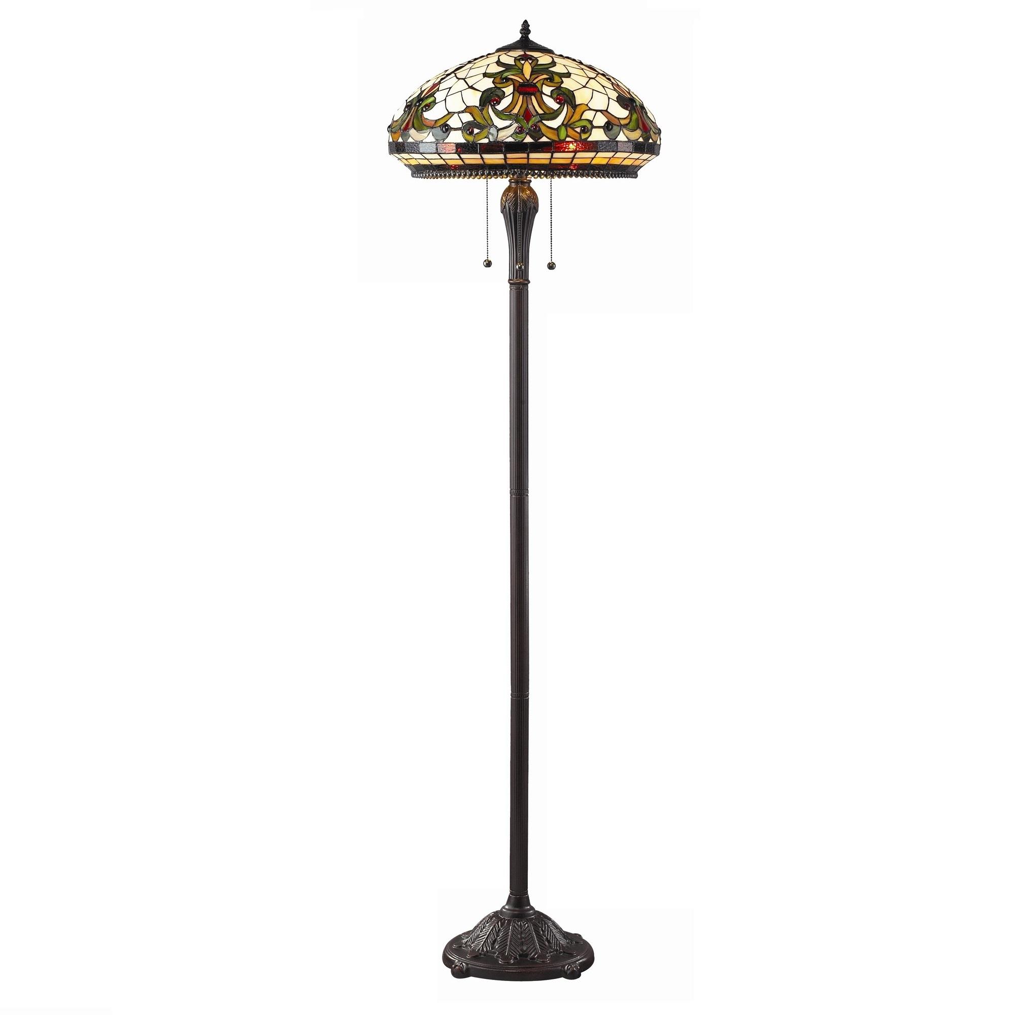 lite templeton 3 light floor lamp l brilliant source lighting. Black Bedroom Furniture Sets. Home Design Ideas
