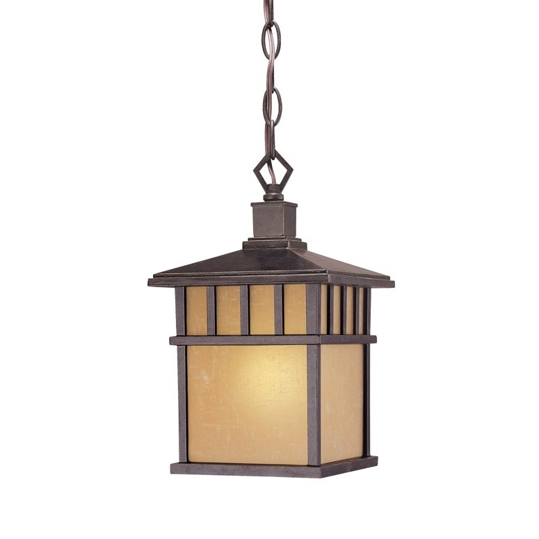 Dolan Designs Barton 1 Light Outdoor Hanging Pendant L Brilliant Source Lighting