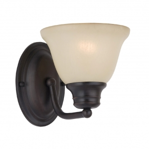Maxim Lighting 2686WSOI Malaga 1 Light Wall Sconce