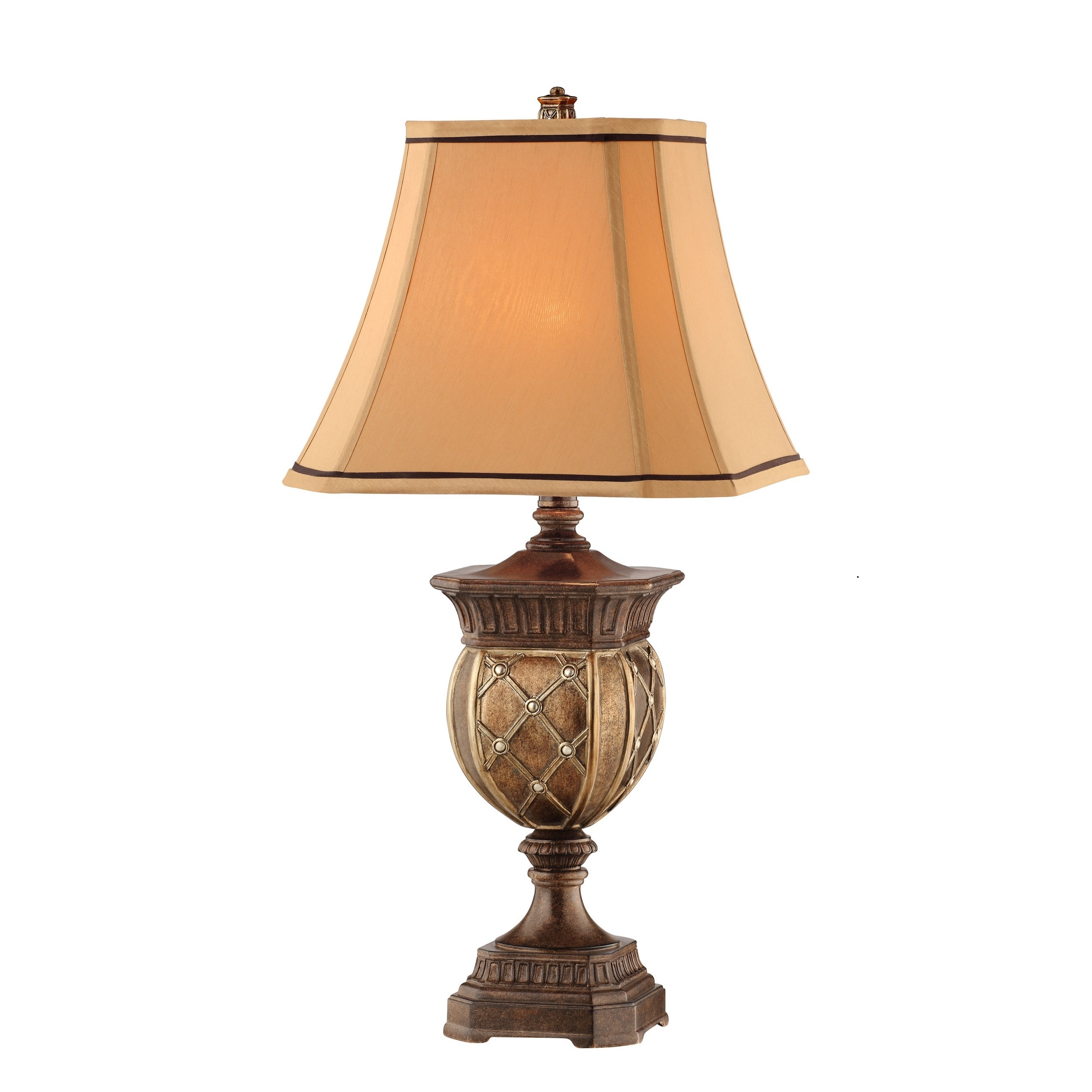 Stein World Traditions Table Lamp With Square Shade L