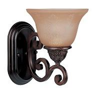 Maxim Lighting Symphony 1 Light Wall Sconce