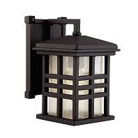 Canarm Arlington 1 Light Outdoor Wall Lamp